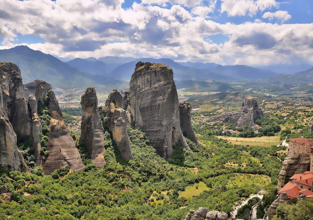Майски празници в Солун и Метеора
