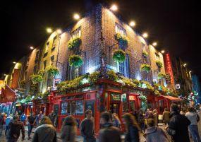 Дъблин - духът на ирландската Коледа - със самолет и обслужване на български език