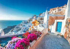 Септемврийски празници на о. Санторини, Гърция с полет от София - 4 нощувки